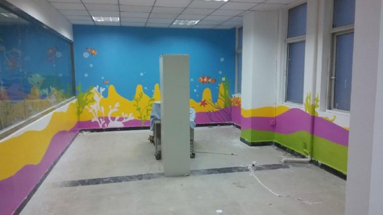 江西喷绘墙体,江西画画,江西文化墙,江西墙画手绘